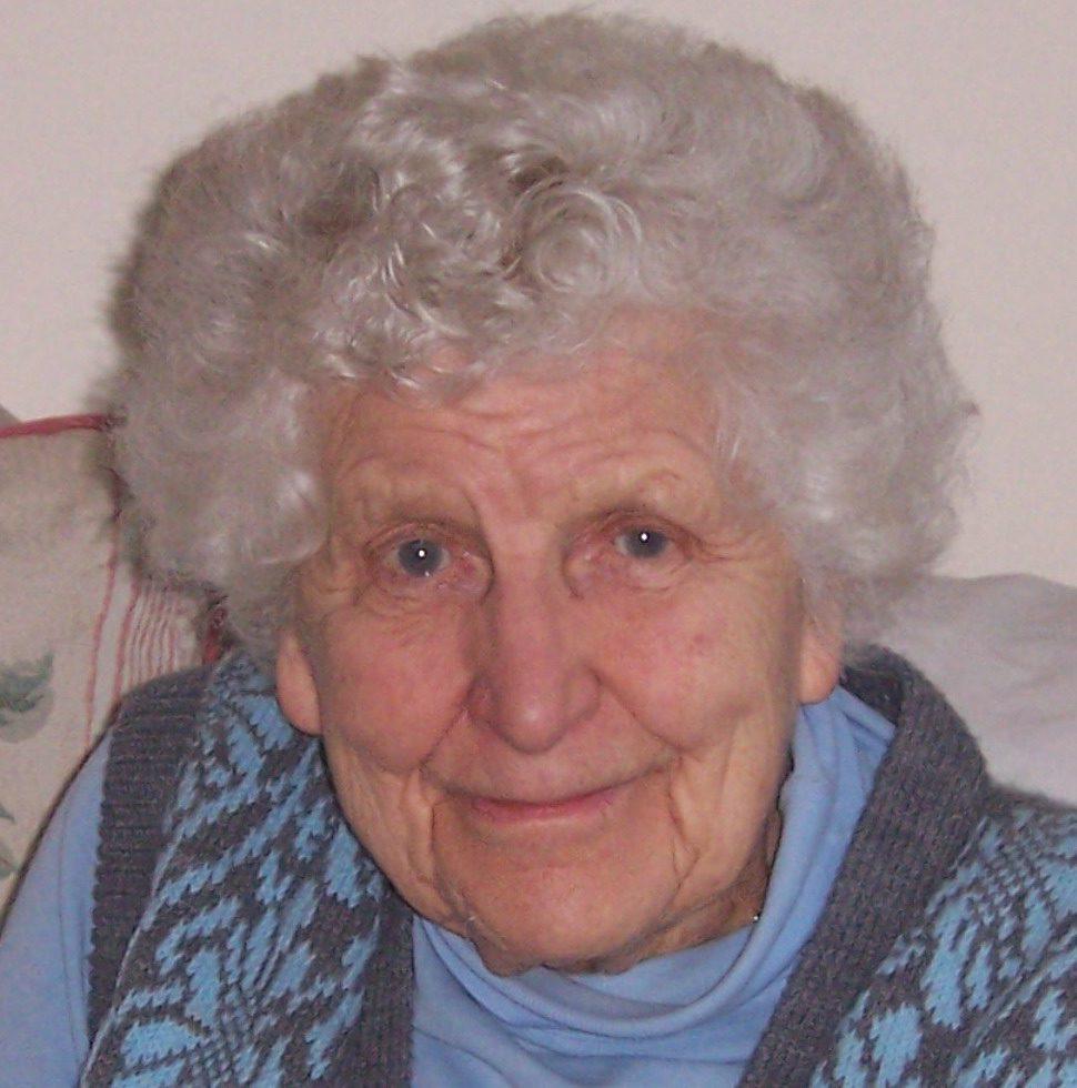 Dr. Joan Martin MBE