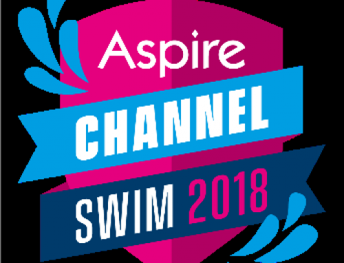 Aspire Channel Swim 2018 …