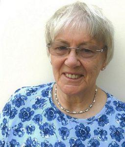 Ann Thomson, MBE
