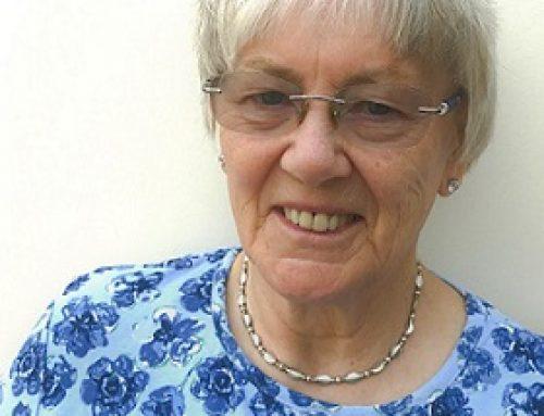 Ann Thomson, MBE …
